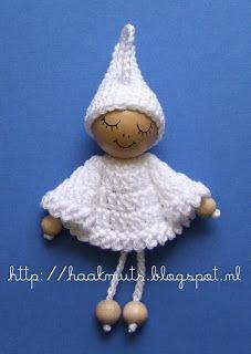 figurine au crochet