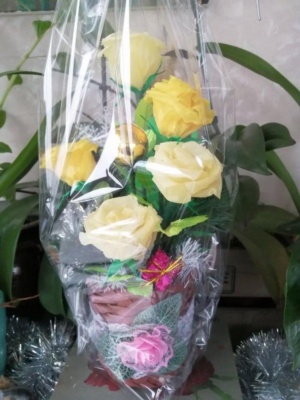 compos de roses