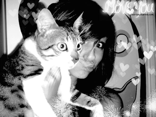 iiaoou jadore les photos avec maman miahhouuu :)