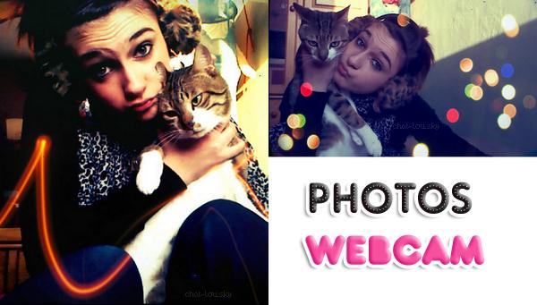 webcam avec maman ! :)