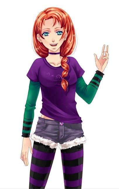 Fanfic 2/ Personnages: