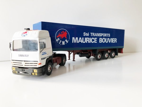 Eligor Renault R Maurice Bouvier