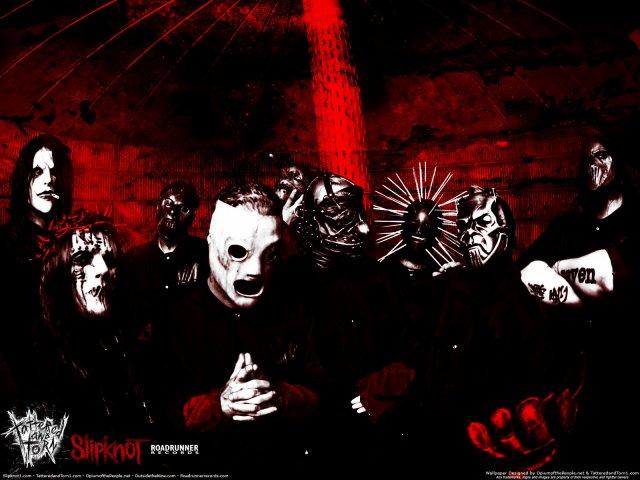 Slipknot--Officiel : Tout sur Slipknot