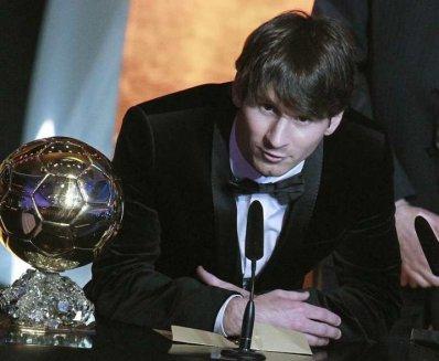 2ème Ballon d'Or