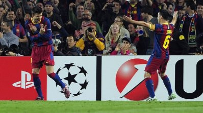 FC Barcelone - Shakhtar Donetsk