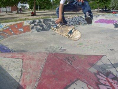Le Skate ??Une Passion pour moi...