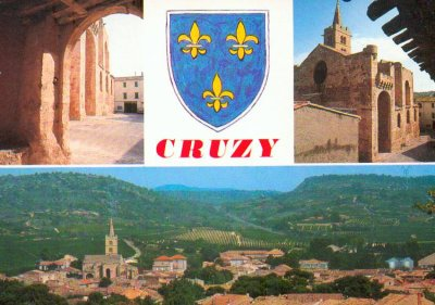 midi à Cruzy