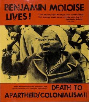 Mort de Benjamin Moloïse. Pretoria.