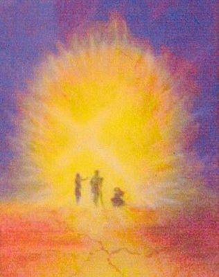 Le vrai visage de Dieu (Luc 9, 28-36)