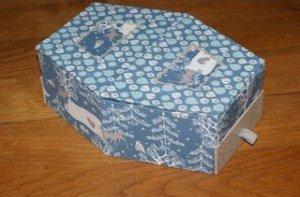 Boîte à trésor