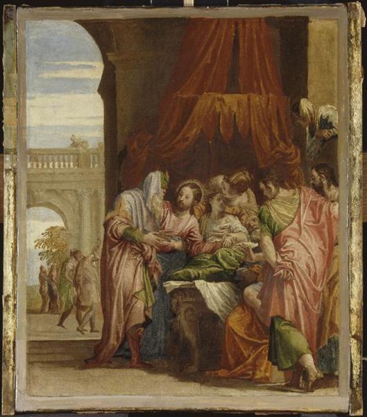 La fille de Jaïre (Marc 5, 23-41)