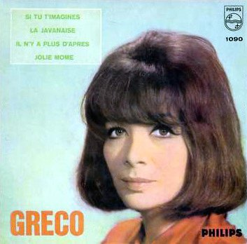 Entendre Gréco chanter