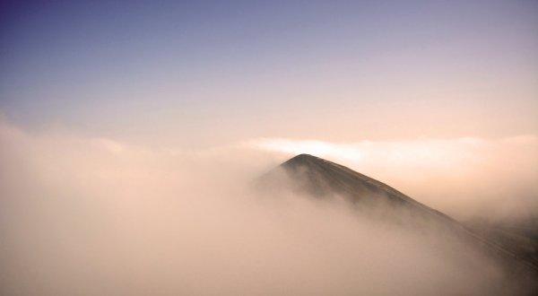 C'est un matin brumeux d'avril