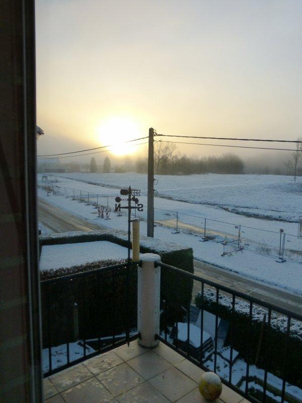 Brume sur Beaurieux