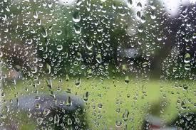 C'est un dimanche de pluie