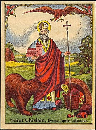 La neuvaine de Saint Ghislain