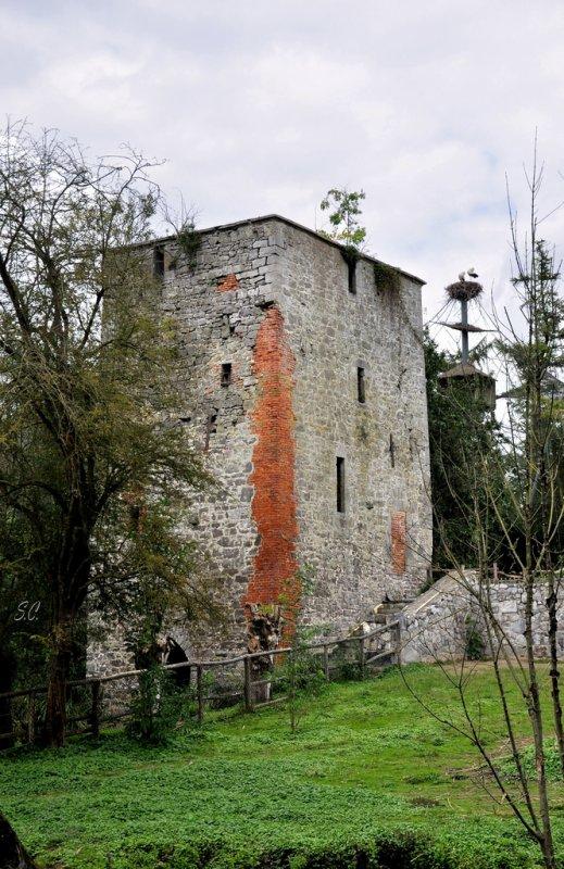 La tour Saint Bernard