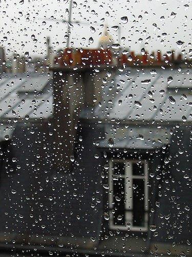 La pluie la pluie