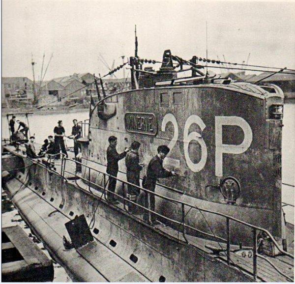 Les sous-mariniers et la mort