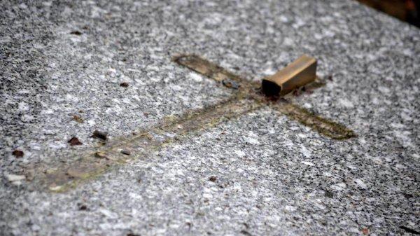 Le voleur de croix