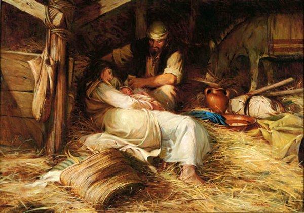 Si l'enfance de Jésus nous était contée par lui-même