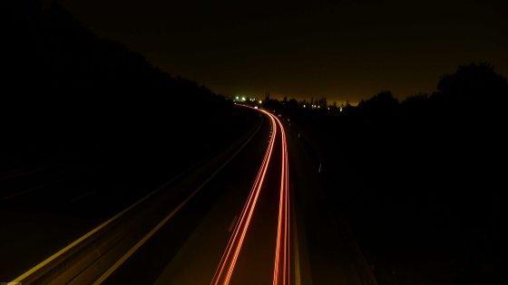 Périphérique, la nuit