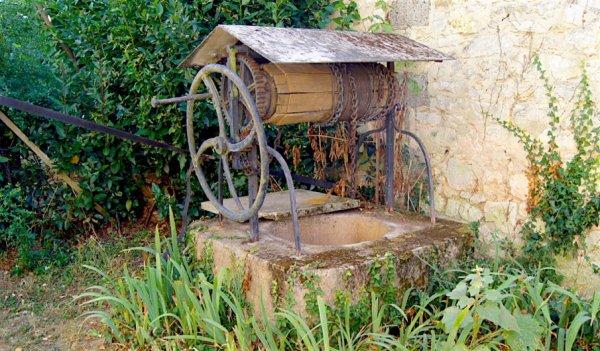 Les puits à Montignies-sur-Sambre