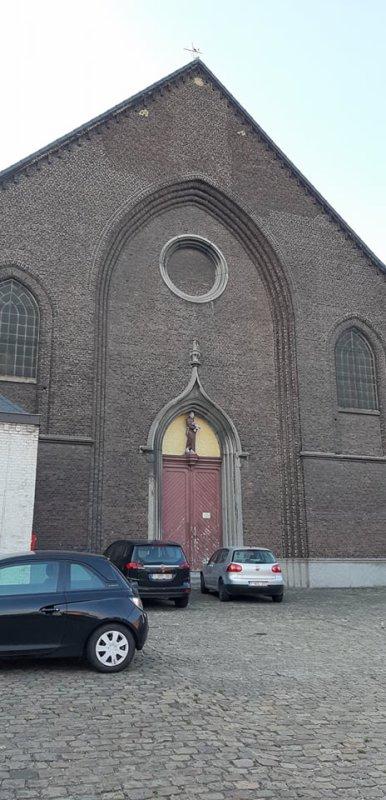 Le tour de nos églises : l'église St-François d'Assise, dite des Récollets