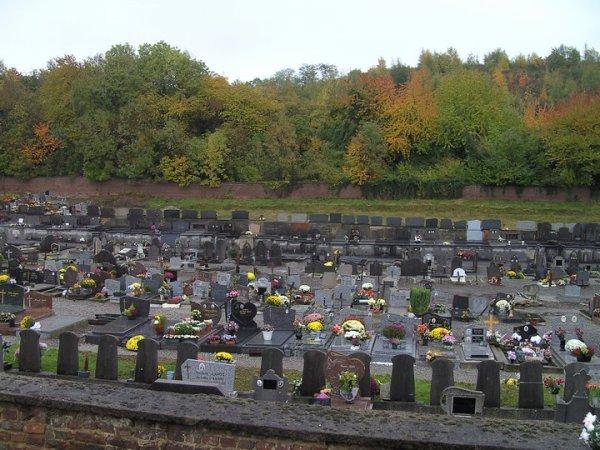 Le tour de nos cimetières.