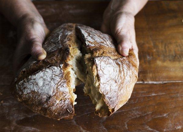 Le pain à Montigny.