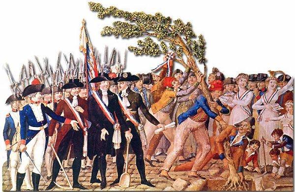 Montigny fut républicaine