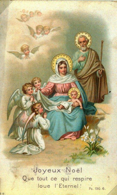 Noël d'aujourd'hui comme il y a deux mille ans