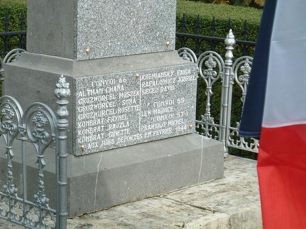 Daniella et Samuel, travailleurs agricoles juifs en Ardennes.