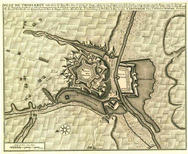 Quand Elie Baussart parlait de Vauban à Charleroi