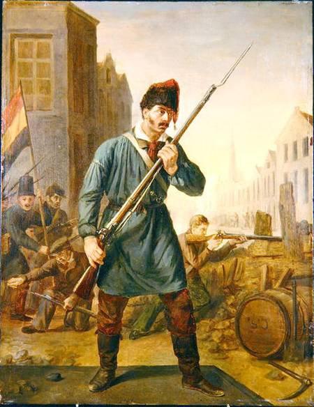 Montigny aux portes de 1830.