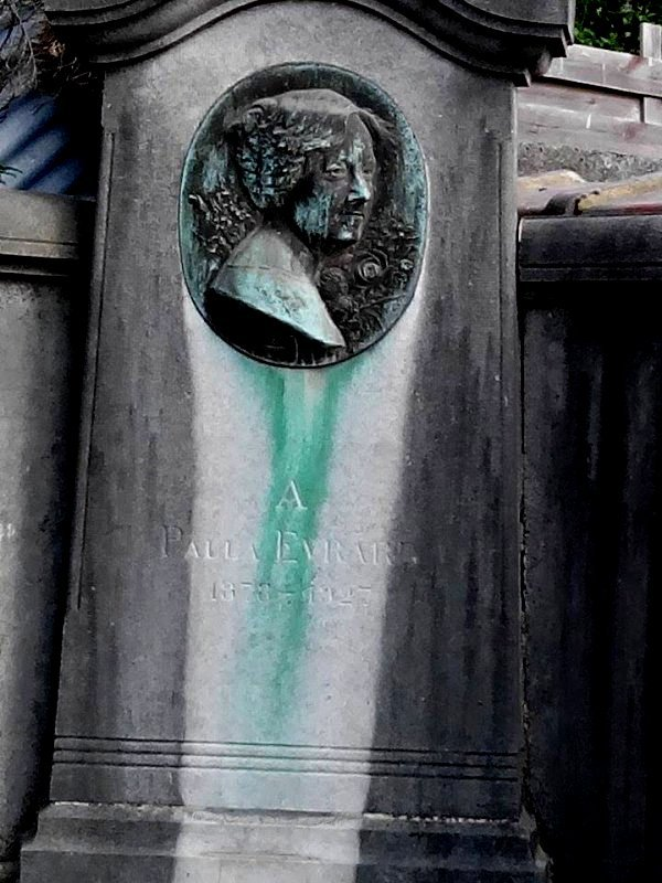 Pala Evrard, mondialement connue et quasi inconnue à Montignies.
