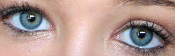 Ces yeux