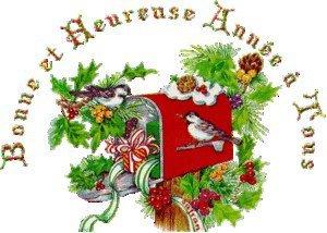 bonne année 2013 à tous et à toutes !!!