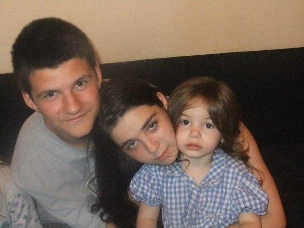 Mon amour,Ma petite soeur et Moi