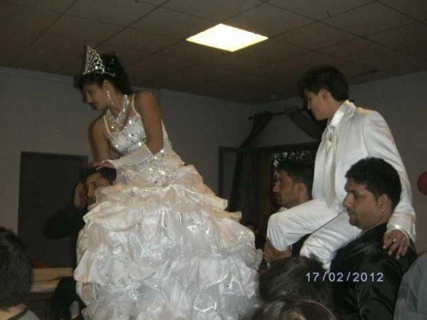 le mariage  de mi hermano