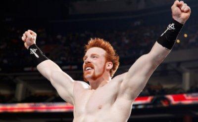 vainqueur du royal rumble 2012, the celtique warrior... SHEAMUS