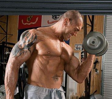 Concour ! Gagner un entraînement avec Batista !