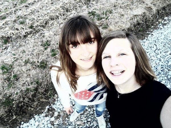 Minou & Pupuce <3