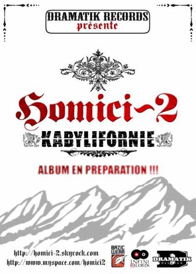 NOUVEL ALBUM : KABYLIFORNIE !!!!     bientot inch'allah, restez branchés...