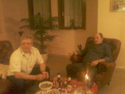 stephane (beau papa) et papa