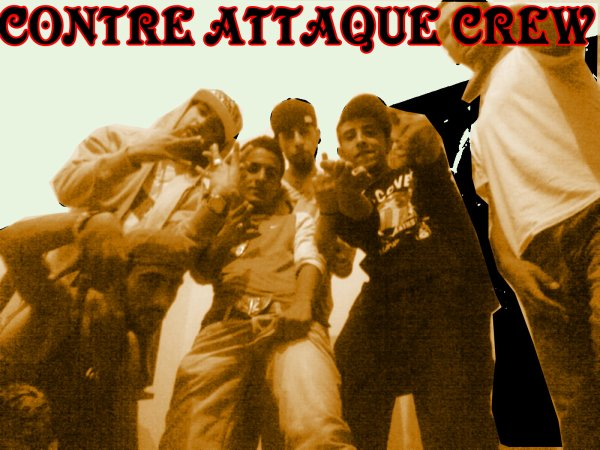 CONTRE ATTAQUE CREW