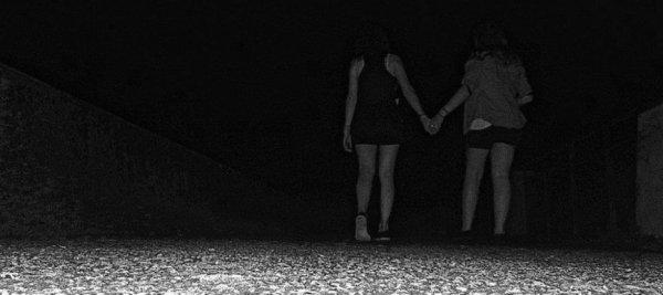 Parfois les anges existent, mais on les appelle amis.