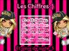 Chiffres ! ♥