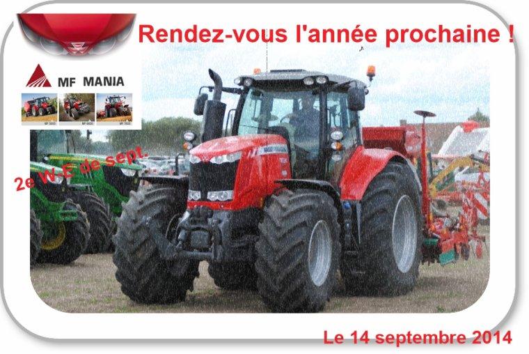 Foire agricole de Pottes 2013