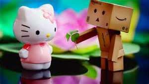 Ah, la la la!!! Le grand amour!!! :D
